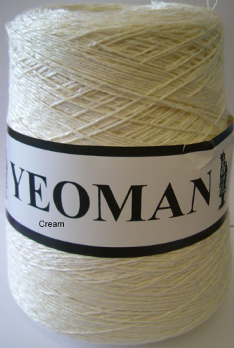 Yeoman Panama Yarn - Cream
